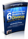 6 Most Common Reasons for Divorce